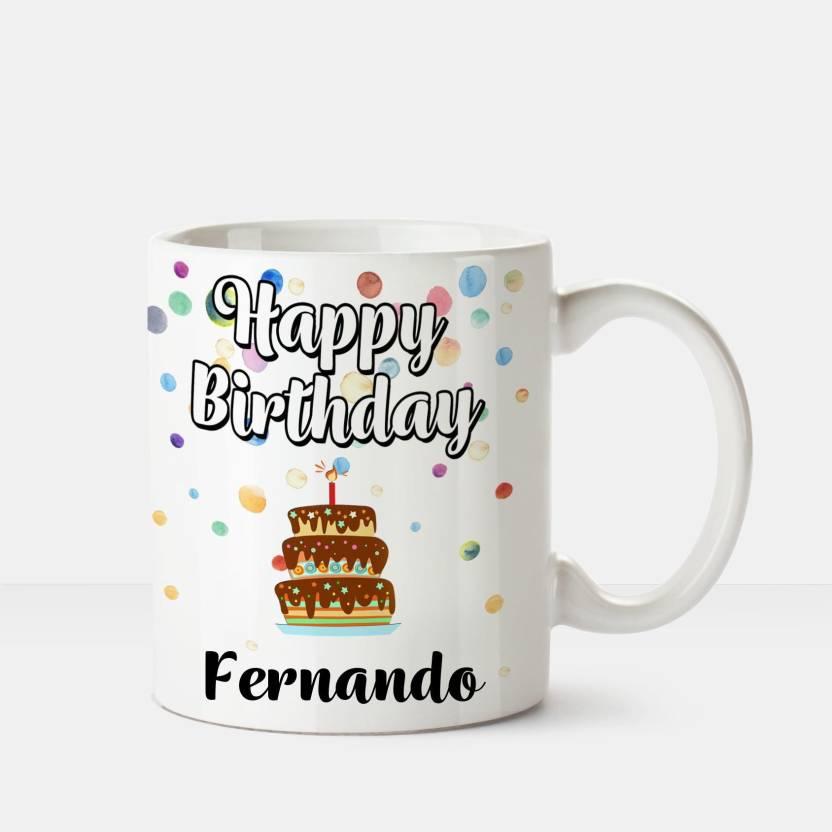 Happy Birthday Fernando